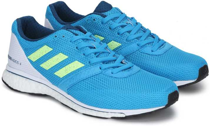 b883f2b0bea ADIDAS ADIZERO ADIOS 4 M Training   Gym Shoes For Men - Buy ADIDAS ADIZERO  ADIOS 4 M Training   Gym Shoes For Men Online at Best Price - Shop Online  for ...