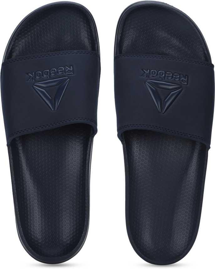 b18bd8686bc REEBOK RBK FULGERE SLIDE Flip Flops - Buy REEBOK RBK FULGERE SLIDE Flip  Flops Online at Best Price - Shop Online for Footwears in India