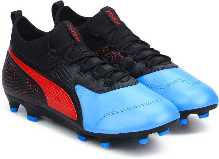 Puma ONE 19.3 FG AG Football Shoes For Men - Buy Puma ONE 19.3 FG AG ... 6bd06b1d5