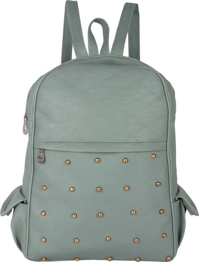 cefb9b523c6 Rajni Fashion PU Leather Backpack School Bag Student Backpack Women Travel  bag 6 L Backpack