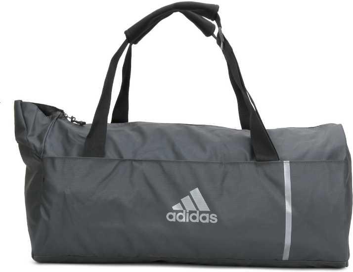 419ae89c6786 ADIDAS TR CVRT DUF M Gym Bag CARBON NGTMET NGTMET - Price in India ...