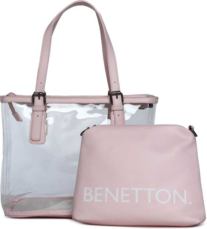 United Colors Of Benetton Women Pink