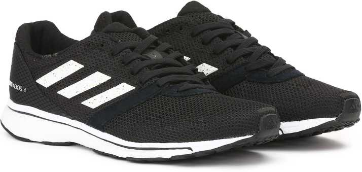 211c75679 ADIDAS ADIZERO ADIOS 4 W Running Shoe For Women - Buy ADIDAS ADIZERO ADIOS 4  W Running Shoe For Women Online at Best Price - Shop Online for Footwears  in ...