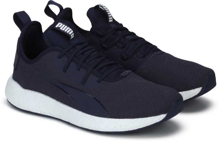 watch c7cb1 46ee1 Puma NRGY Neko Sport Peacoat Running Shoes For Men