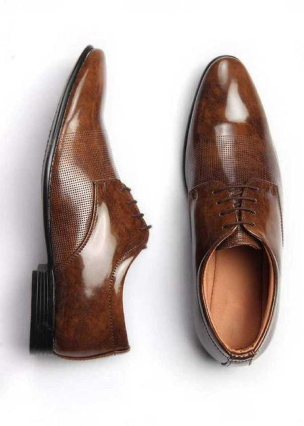 ارفع منطقة معجون tan shoes