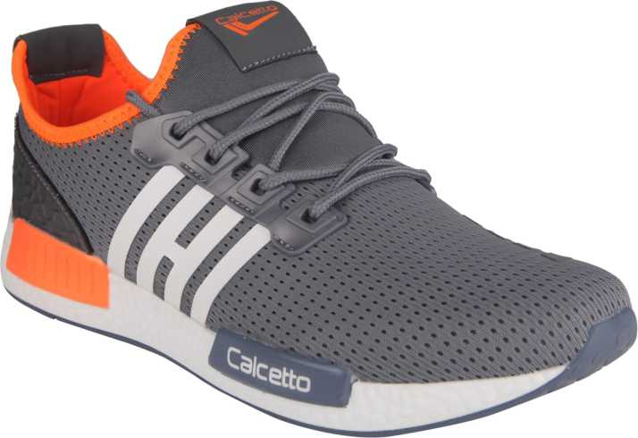 Calcetto Clt7531C Series Running Sports Wear Shoes For Mens Running Shoes  For Men (Grey 46a6310e091