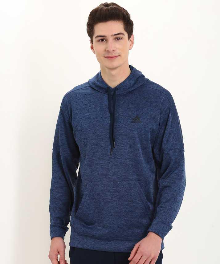 a19cae914187 ADIDAS Full Sleeve Self Design Men Sweatshirt - Buy ADIDAS Full Sleeve Self  Design Men Sweatshirt Online at Best Prices in India | Flipkart.com
