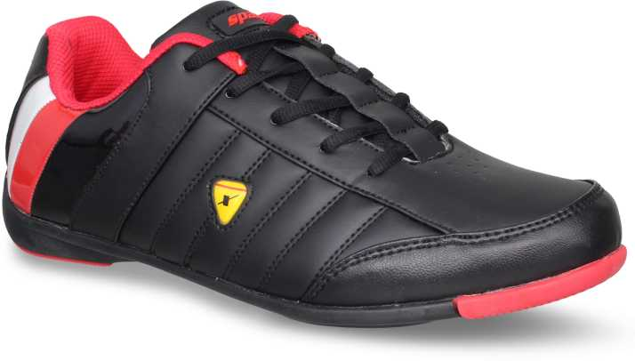 a0854ea2ae94be Sparx Men SM-393 Black Red Running Shoes For Men - Buy Sparx Men SM ...