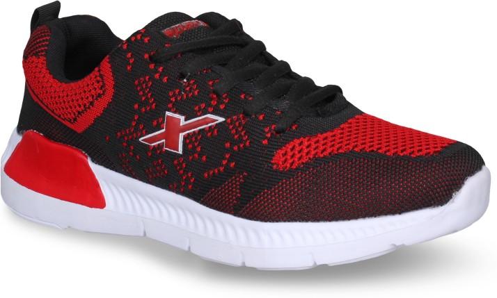 Sparx Women SL-126 Black Red Running