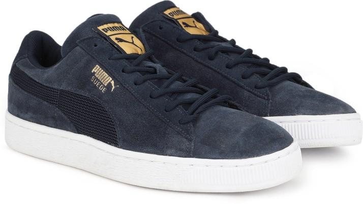 Puma Suede Classic Mesh FS IDP Sneakers