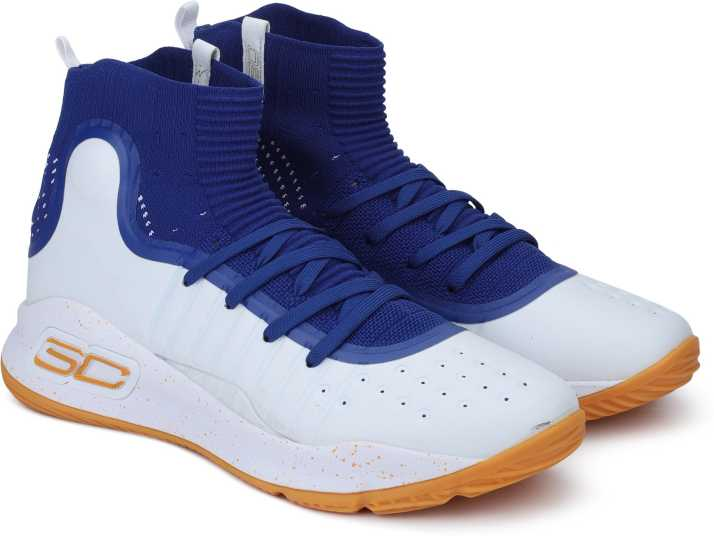 fc394a3bada Under Armour UA SC 30 Top Gun Basketball Shoes For Men - Buy Navy ...