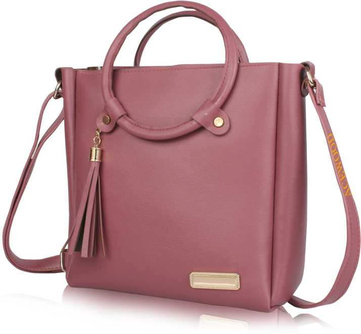 3589554e3e MUSRAT Women Casual Maroon PU Sling Bag maroon - Price in India |  Flipkart.com