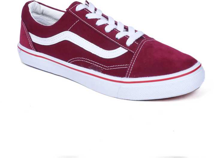 Skool Casuals Rosewood Men Buy For Old Wine Burgundy Vans 9IDHWEY2e