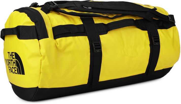 5180d84b1 The North Face BASE CAMP DUFFEL - M Travel Duffel Bag SUMMIT GOLD ...