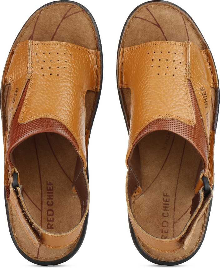 d494daa07e78e Red Chief Men ELEPHANT TAN Sandals - Buy Rust Color Red Chief Men ELEPHANT  TAN Sandals Online at Best Price - Shop Online for Footwears in India