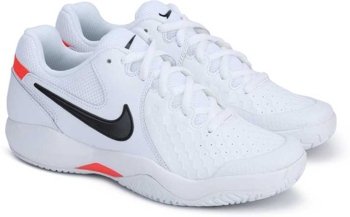 innovative design 0aa3b 4f3bd Nike NIKE AIR ZOOM SS-19 Running Shoes For Men (White)