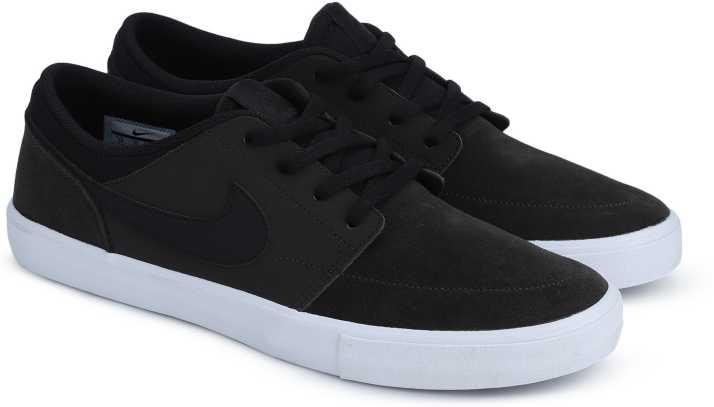 Nike SB PORTMORE II SOLAR Sneakers For Men