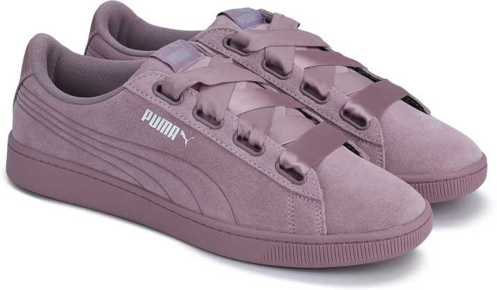 73535b16bfa Puma Vikky v2 Ribbon S Sneakers For Women - Buy Puma Vikky v2 Ribbon S  Sneakers For Women Online at Best Price - Shop Online for Footwears in India  ...