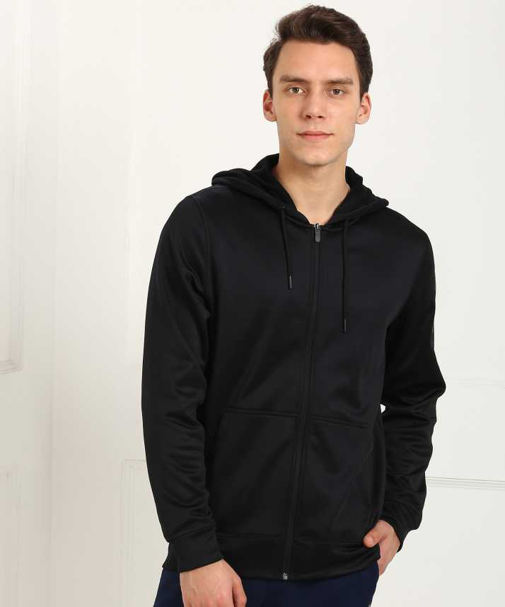 67190189 REEBOK Full Sleeve Solid Men Sweatshirt