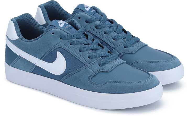 separation shoes 7f69c 0a153 Nike SB DELTA FORCE VULC Sneakers For Men (Blue)