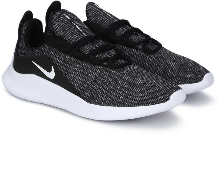 finest selection cce23 d1405 Nike NIKE VIALE PR SS-19 Running Shoes For Men (Black)