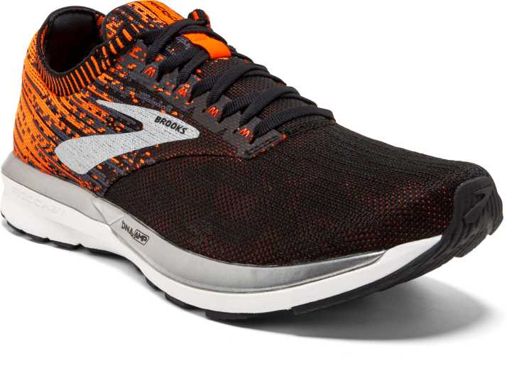 ee10b8f1326 Brooks Ricochet Synthetic Black Running Shoes Running Shoes For Women  (Black)