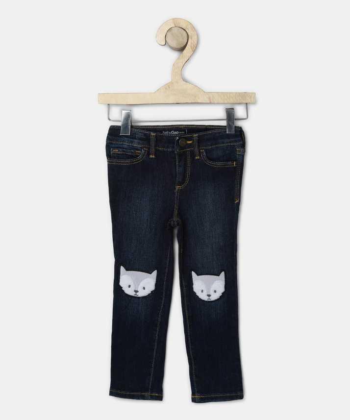 e8c01fa92829 GAP Skinny Girls Blue Jeans - Buy GAP Skinny Girls Blue Jeans Online at  Best Prices in India | Flipkart.com