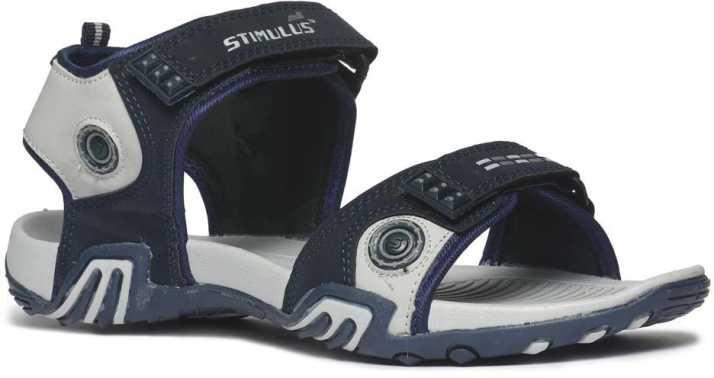 26d4b53dcc7878 Paragon Men Blue Sandals - Buy Paragon Men Blue Sandals Online at ...