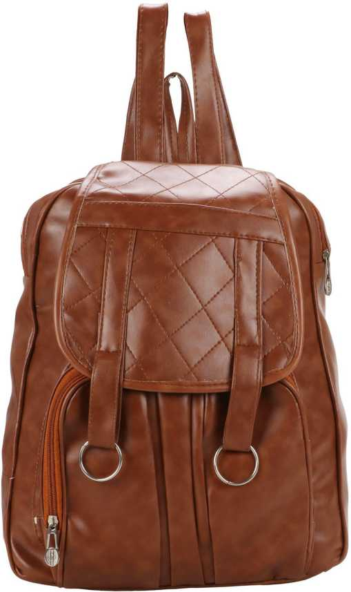 14e6b845a60c Herrer 107-BR 4 L Backpack Brown - Price in India