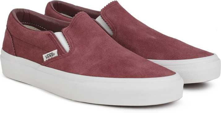 Vans Classic Slip-On Slip On Sneakers For Men - Buy Vans Classic ... fa097a160