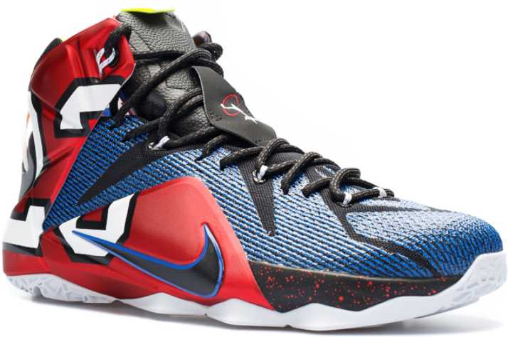 1a8ae4b3158 Air Sports Lebron 12 What The Lebron Basketball Shoes For Men - Buy ...