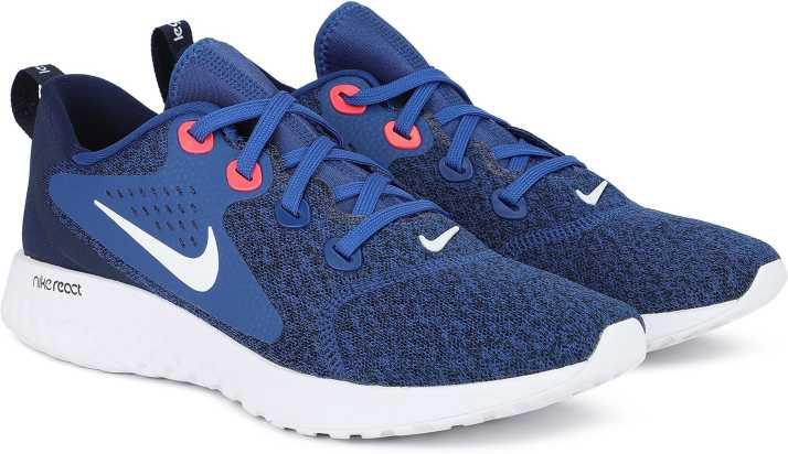 quality design 90d4a 85663 Nike LEGEND R SS 19 Running Shoes For Men (Blue)