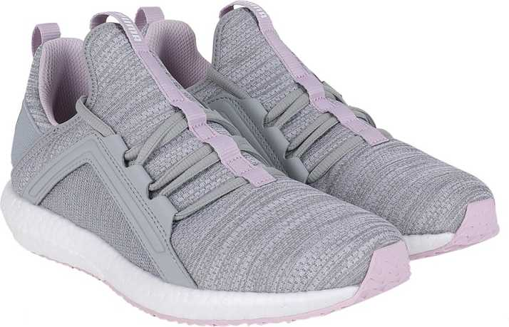 9dc48ddb0a5490 Puma Mega NRGY Knit Wns Quarry-Winsom Running Shoes For Women - Buy ...