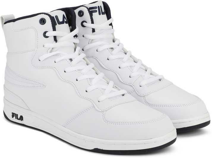 144fc1082f00 Fila RAYSHON High Tops For Men - Buy Fila RAYSHON High Tops For Men ...
