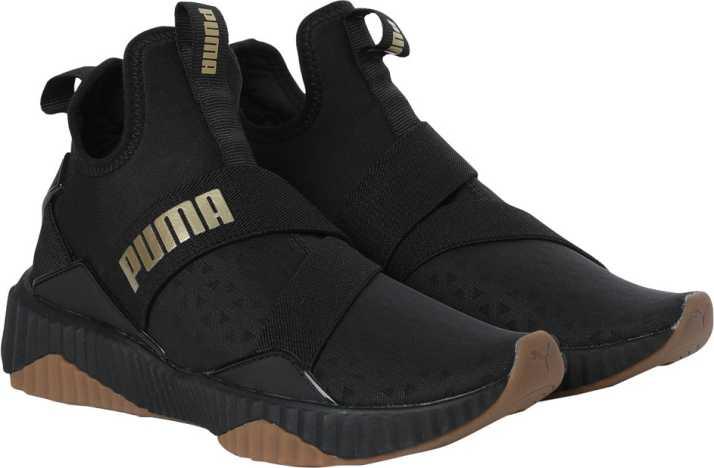 la meilleure attitude fb74d ee4f8 Puma Defy Mid Sparkle Wn s Training & Gym Shoes For Women ...