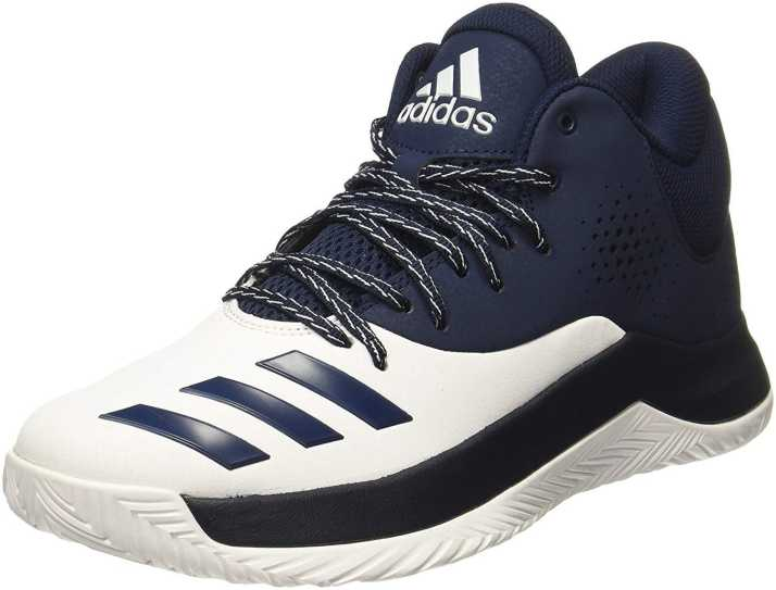 san francisco 2ca05 02ee9 ADIDAS BY4187 Basketball Shoes For Men (Blue, White)