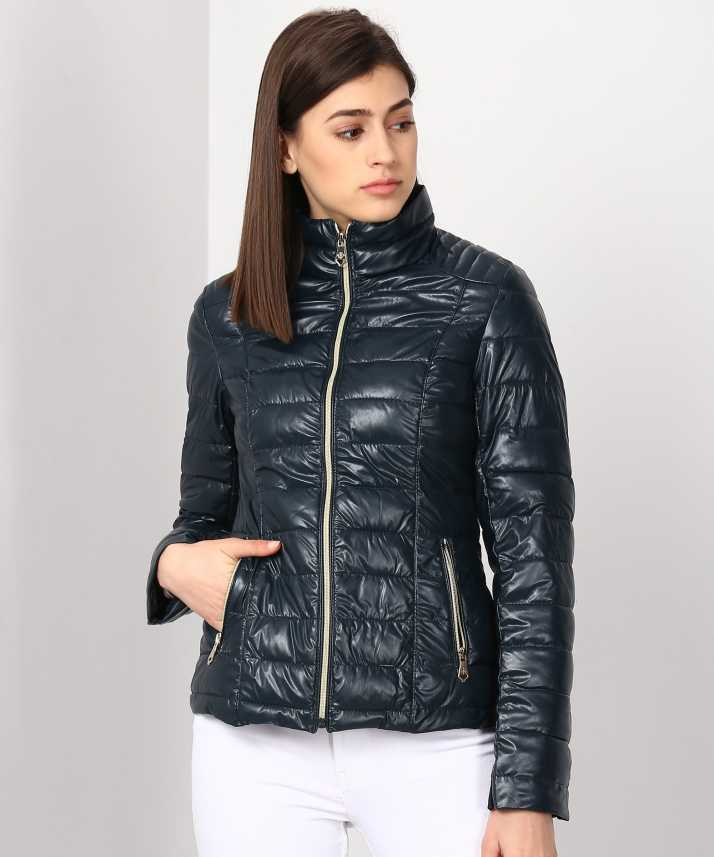 ee9a4411d NANETTE LEPORE Full Sleeve Solid Women Jacket - Buy NANETTE LEPORE ...