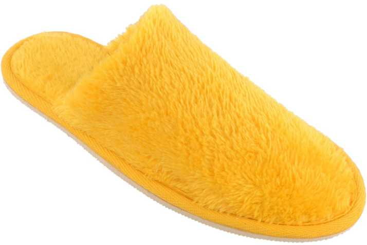 d2f34059 Digchika Digchika Women Slides, Home Faux Fur Slipper, FLip Flops, Carpet  Slippers, House Bedroom Indoor & Outdoor, Slip-On House, Winter Slipper, ...
