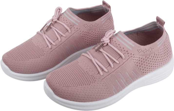 classic fit 8aa96 3a57a IRSOE shoe Casuals For Women (Pink)