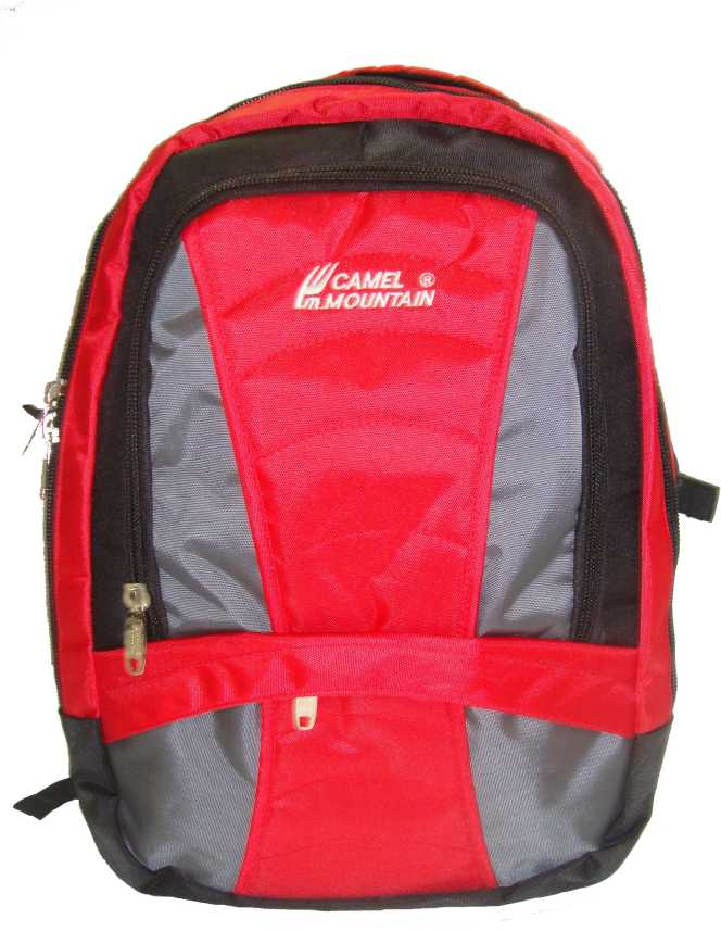 a79650bcf3 Camel Mountain 19 inch Laptop Backpack RED - Price in India ...
