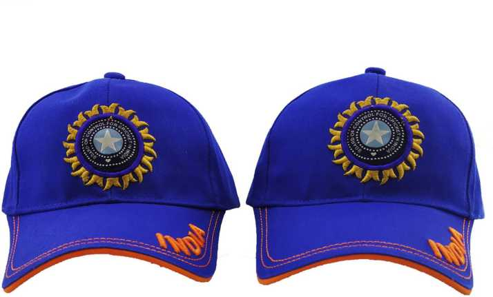 9332a87140b X-LENT UNISEX COMBO INDIA CAP INDIAN CRICKET TEAM