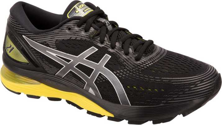 Quejar Abrumador Quizás  Asics GEL-NIMBUS 21 Running Shoes For Men - Buy Asics GEL-NIMBUS 21 Running  Shoes For Men Online at Best Price - Shop Online for Footwears in India |  Flipkart.com