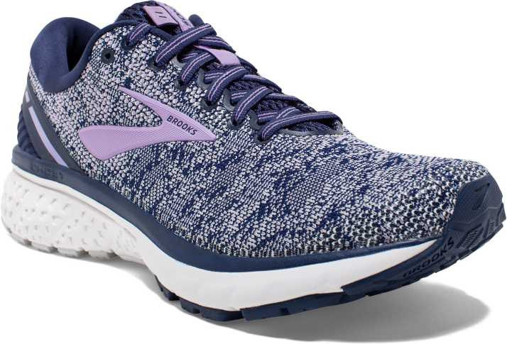 9f1436f62dd63 Brooks Ghost 11 Synthetic Navy Running Shoes For Women - Buy Brooks ...