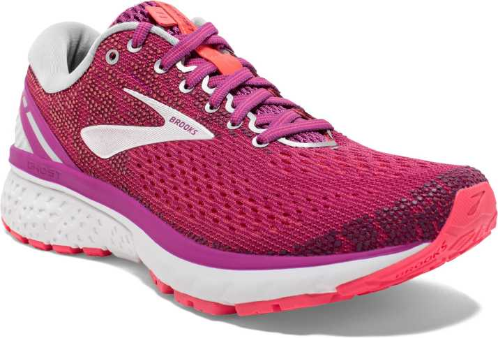 d9a40c3257e Brooks Ghost 11 Synthetic Pink Running Shoes For Women - Buy Brooks ...