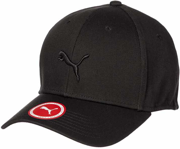 online store 64c6f 2402d Puma Solid Stretchfit BB cat Cap - Buy Puma Solid Stretchfit BB cat Cap  Online at Best Prices in India   Flipkart.com