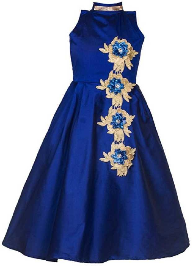 93df507af300c Fashion Dream Indi Girls Maxi/Full Length Party Dress