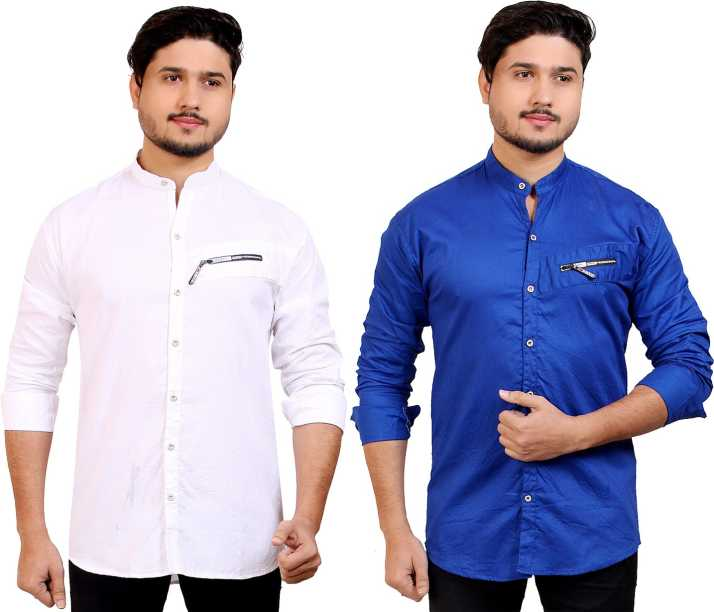 06371780813e Smart Boy's Men's Solid Casual White, Blue Shirt - Buy Smart Boy's Men's  Solid Casual White, Blue Shirt Online at Best Prices in India | Flipkart.com