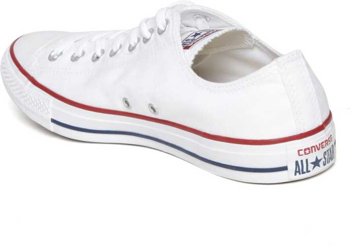 Converse All Star Chuck Taylor white Canvas Shoes For Men