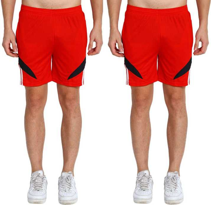 3dac6b5e4d Dia A Dia Solid Men & Women Red, Red Sports Shorts - Buy Dia A Dia Solid Men  & Women Red, Red Sports Shorts Online at Best Prices in India | Flipkart.com