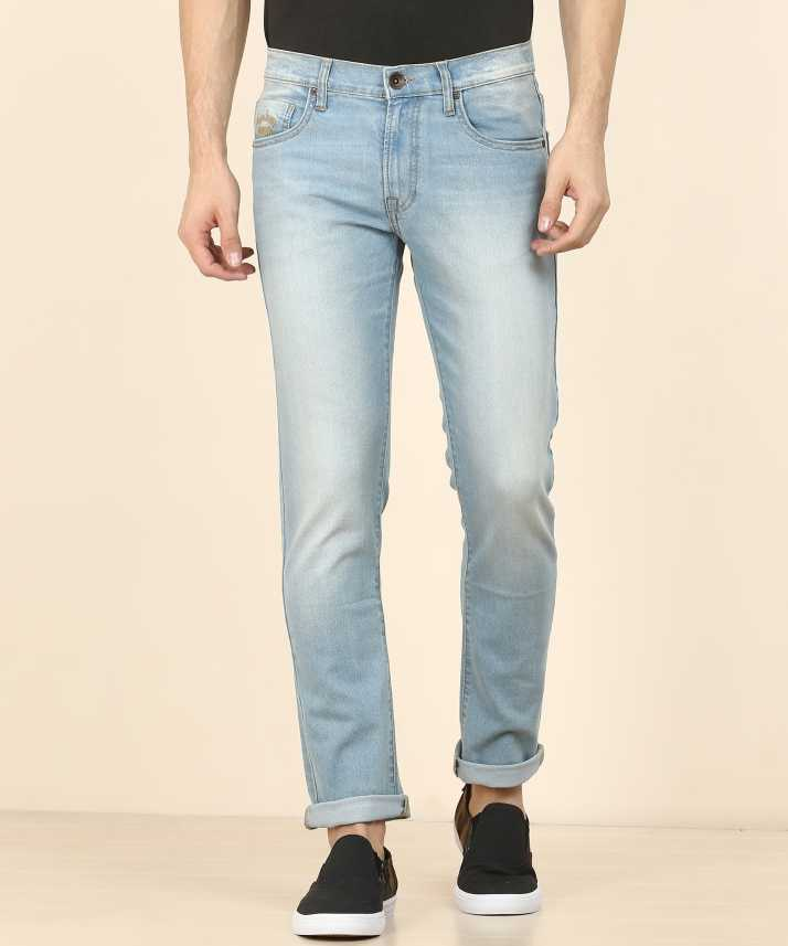 fbd6428207 Pepe Jeans Slim Men Light Blue Jeans - Buy Pepe Jeans Slim Men Light ...